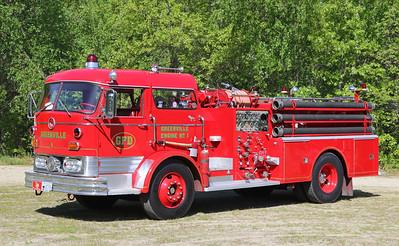 Greenville, NY   Engine 1   Mack C   1000 / 500