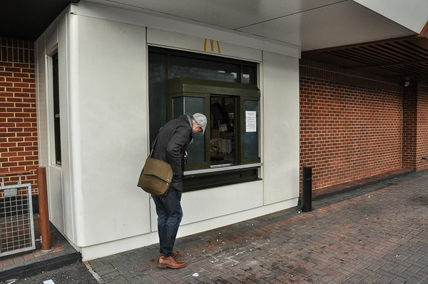 Heathrow Mcdonalds