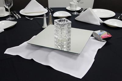 Table Settings 3/13/2012