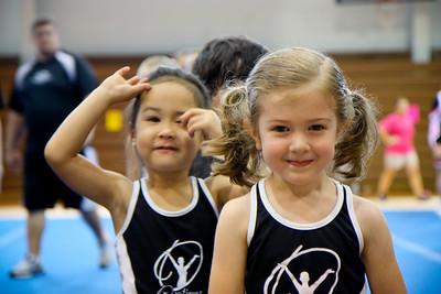 Ovations gymnastics showcase 05-22-10