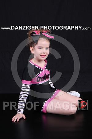 Ovations cheer and gymnastics 03-16-12
