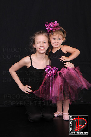 Ovations Recital Portraits THURS 4-12-12