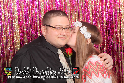 Daddy-Daughter Dance 2-12-16