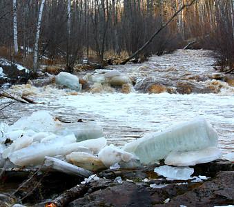 Warm Winter Waters