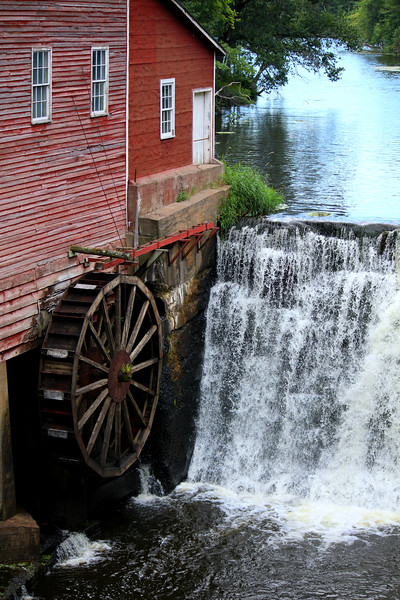 Dells Mill Wheel