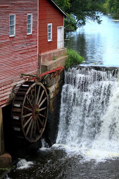 Dells Mill Wheel