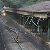 Railway station in Aquas Calientes Peru