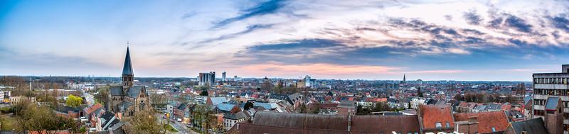 1403 Skyline Aalst vanaf OLV