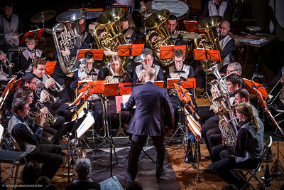 1412 Brassband Bacchus Kerstconcert