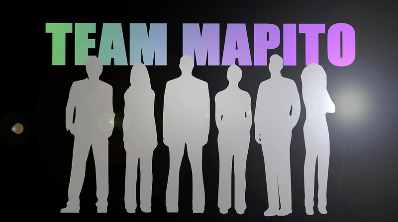 Yes you can with TEAM MAPITO, Who else? - NO copyright research 4 earlier projects only !!