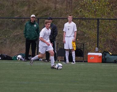 2009-10-28 Varsity Soccer