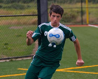 2010-09-10 Varsity Soccer