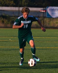 2010-09-21 Varsity Soccer