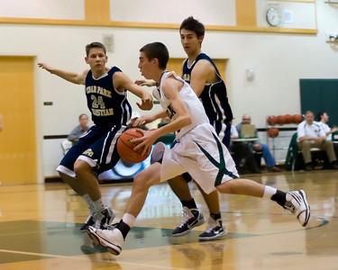 2010-12-10 Varsity Basketball