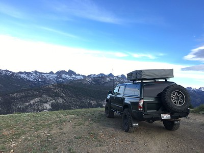 800 mile journey through the Eastern Sierra.