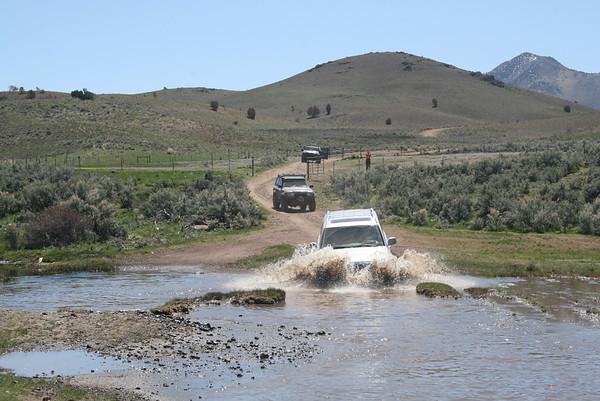Overland Bound - Dry Valley