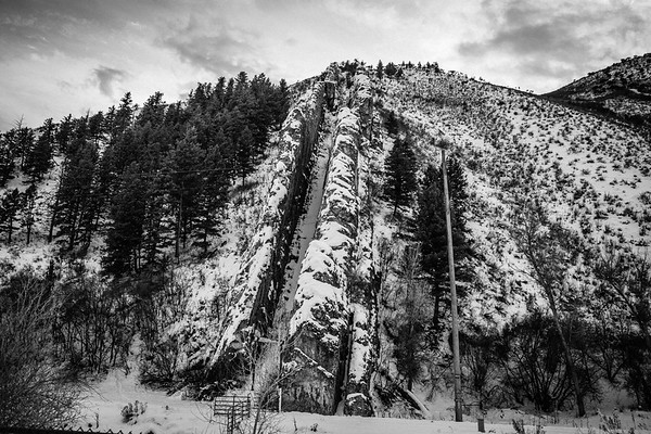 Devil's Slide - Croydon, Utah