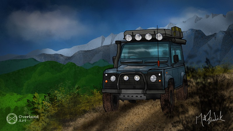 PaulaBeaumont_adventures '89 Defender 90