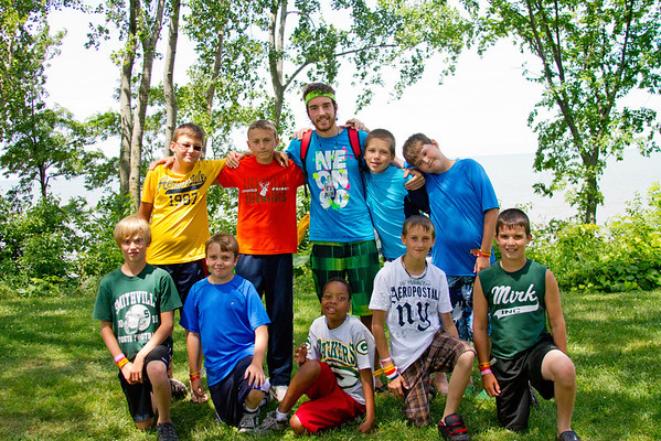 2011 Camp 2 Counseling Groups