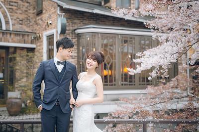 Prewedding-京都-尹芝