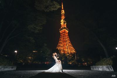 Prewedding-東京-Eva