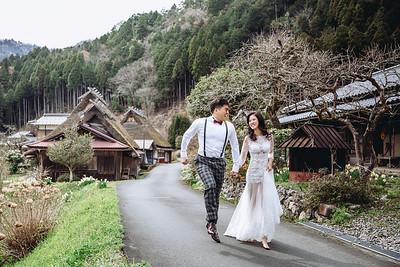Prewedding-京都-Starry