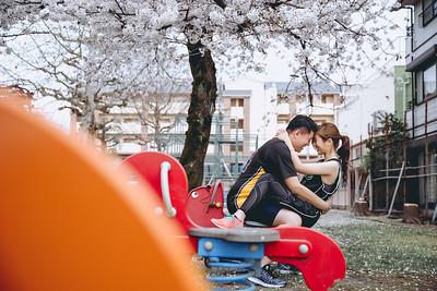Prewedding-京都-Tina