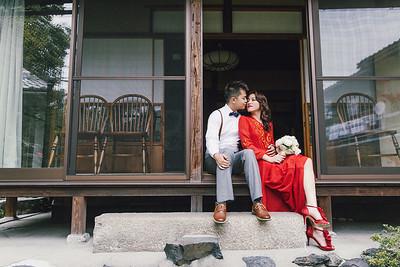Prewedding-京都-Frank Quineen