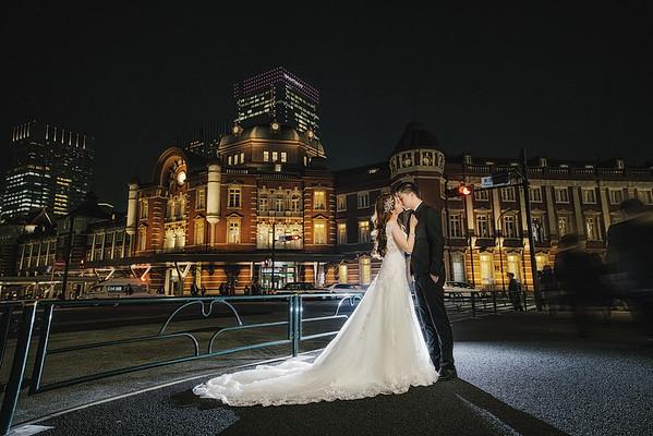 Prewedding-東京-Yu