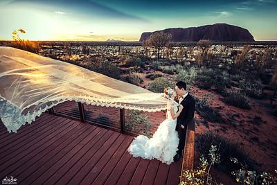 Prewedding-澳洲北領地-JamesAmber