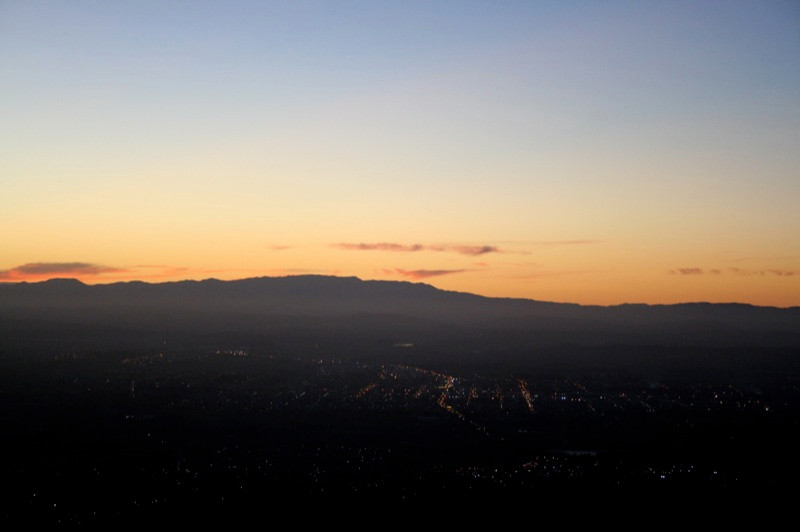 Sunset, Napier in the distance.jpg