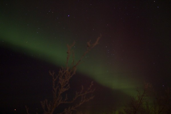 Abisko Northern Lights 9
