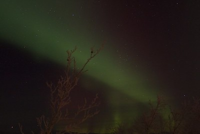 Abisko Northern Lights 18