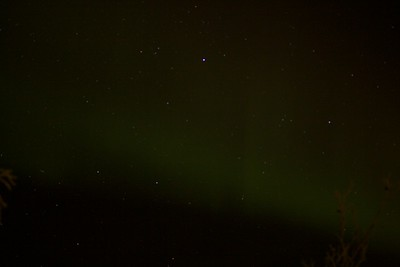 Abisko Northern Lights 11