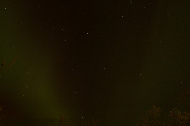 Abisko Northern Lights 13