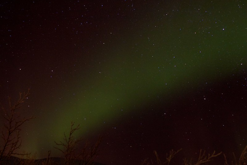 Abisko Northern Lights 23