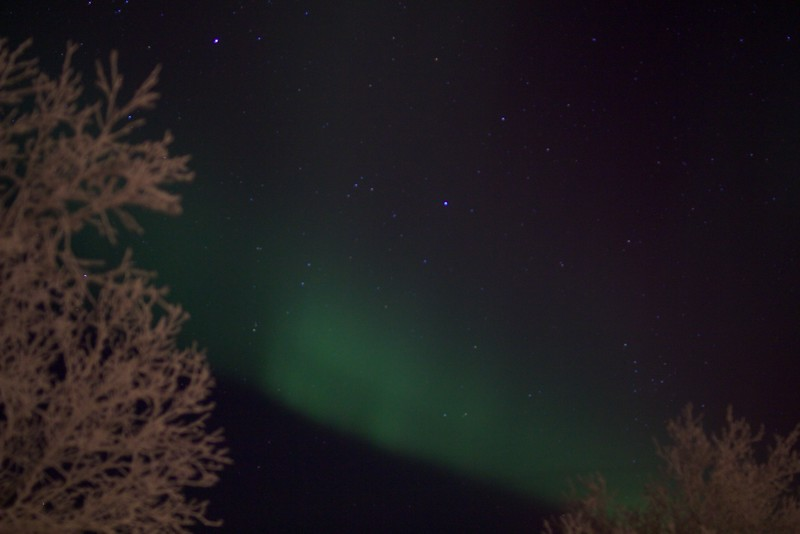Abisko Northern Lights 5