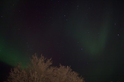 Abisko Northern Lights 4
