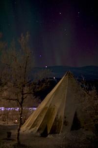 Abisko Northern Lights 1