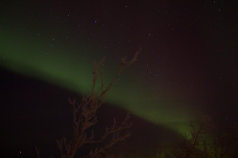 Abisko Northern Lights 8