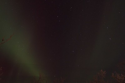 Abisko Northern Lights 14