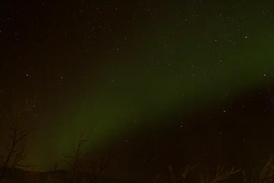 Abisko Northern Lights 24