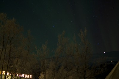 Abisko Northern Lights 6