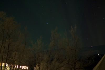 Abisko Northern Lights 6