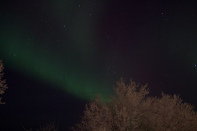 Abisko Northern Lights 2