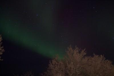Abisko Northern Lights 2
