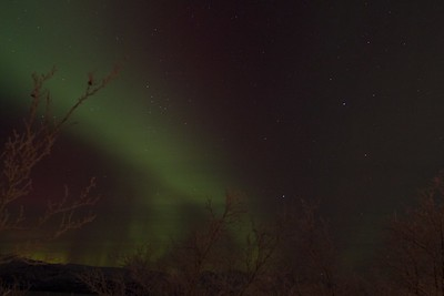 Abisko Northern Lights 17