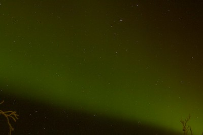 Abisko Northern Lights 22
