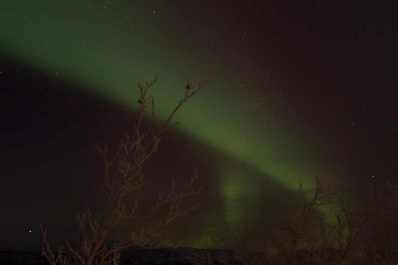 Abisko Northern Lights 21