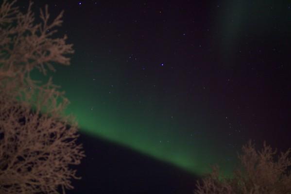 Abisko Northern Lights 7